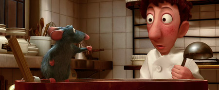 Ratatouille Screen 1